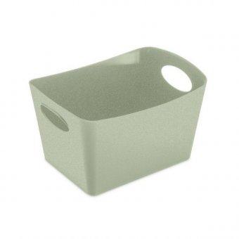Хранение вещей в доме - Контейнер для хранения boxxx s organic, 1 л, зелёный арт. 5745668 64225 доставка по россии. Интернет магазин POSUDAOK.RU.