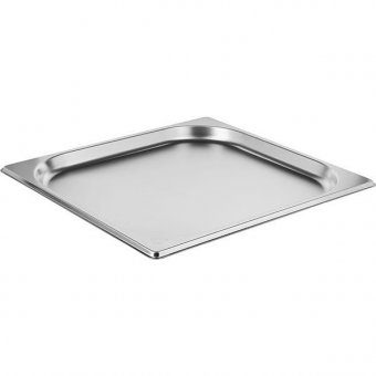 Гастроемкость (2/3) H=2 см L=32.5 см B=35.4 см ProHotel stainless steel 4010951